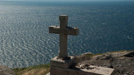 cruz costa morte galicia