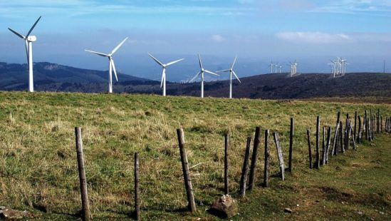 parque eolico galicia