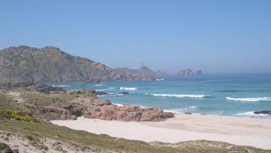 vista praia ingleses camarinas
