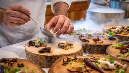 gastronomia mar chef