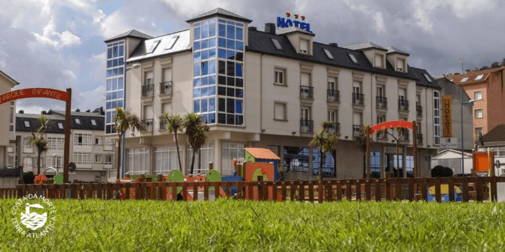 Hotel Playa de Laxe