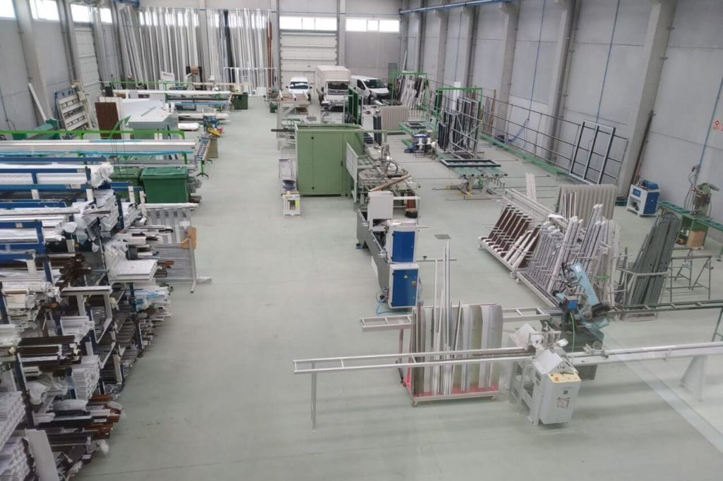 Dumbria Aluminio e PVC Terra Atlantica 4